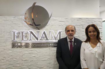 FENAM assume movimento de médicos peritos que estão com honorários atrasados na Justiça Federal