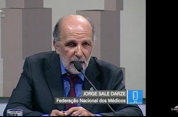 Presidente da FENAM fala em audiência pública sobre a Reforma da Previdência e aposentadoria especial.