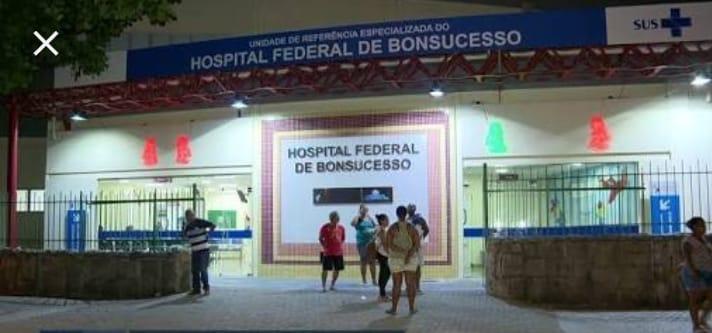 Pente fino nos hospitais federais no Rio de Janeiro