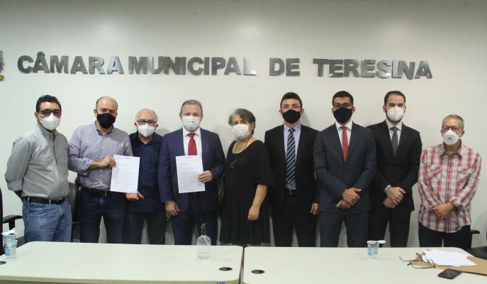 SIMEPI vai à Câmara Municipal de Teresina