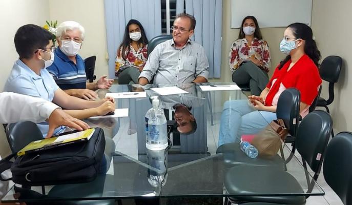 Médicos da ESF Natal iniciam campanha salarial 2022