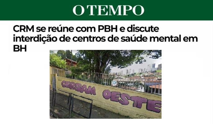ABP apoia indicativo de interdição em Belo Horizonte