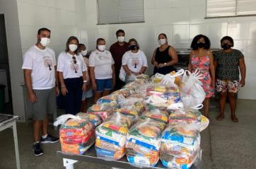 Sergipe: sindicato entrega alimentos a comunidade extrativista