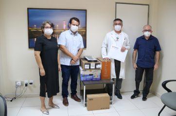 SIMEPI doa equipamento ao HGV